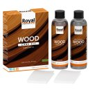 Royal Greenfix Wood Care Kit + Cleaner 2x250ml