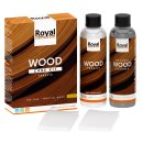 Royal Teakfix Wood Care Kit + Cleaner 2x250ml